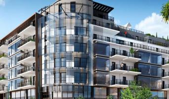 Menton programme immobilier neuve « Cap Riviera »