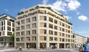 Montpellier programme immobilier neuf « Côté Montcalm