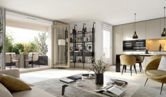 Montpellier programme immobilier neuve « Programme immobilier n°219125 » en Loi Pinel  (3)