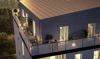 Melun programme immobilier neuve « Nature'L » en Loi Pinel  (3)