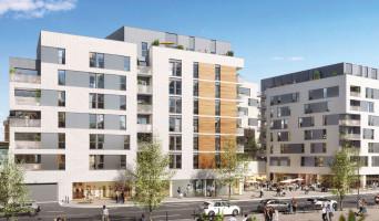 Champigny-sur-Marne programme immobilier rénové « Ilot Jaurès - Coeur Champigny » en loi pinel
