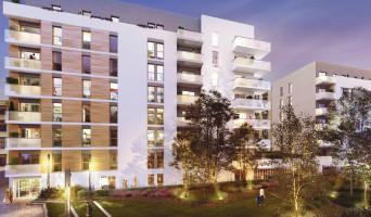 Champigny-sur-Marne programme immobilier neuve « Ilot Jaurès - Coeur Champigny » en Loi Pinel  (2)
