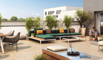 Champigny-sur-Marne programme immobilier neuve « Ilot Jaurès - Coeur Champigny » en Loi Pinel  (4)
