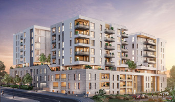 Marseille programme immobilier neuf « Attitude 12 » en Loi Pinel