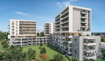 Marseille programme immobilier neuve « Attitude 12 » en Loi Pinel  (2)