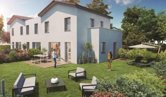 Toulouse programme immobilier neuve « Villa Mélia » en Loi Pinel  (2)