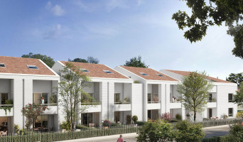 Toulouse programme immobilier neuf « Villa Gaïa » en Loi Pinel