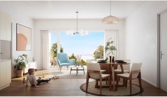 Tourcoing programme immobilier neuve « Flow » en Loi Pinel  (5)
