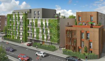 Villeurbanne programme immobilier neuve « Signature »