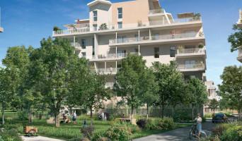 Toulouse programme immobilier neuve « Le Parc du Faubourg » en Loi Pinel