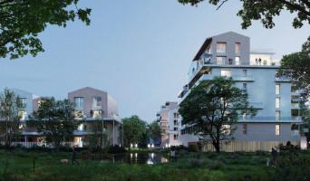 Toulouse programme immobilier neuve « Le Parc du Faubourg » en Loi Pinel  (2)