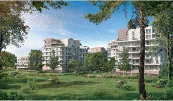 Toulouse programme immobilier neuve « Le Parc du Faubourg » en Loi Pinel  (4)