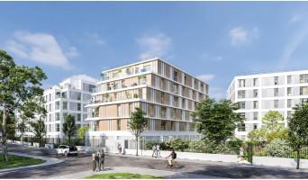 Bondy programme immobilier neuve « Fair Play » en Loi Pinel  (2)