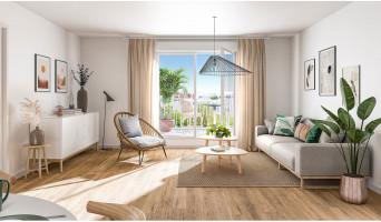 Bondy programme immobilier neuve « Fair Play » en Loi Pinel  (3)