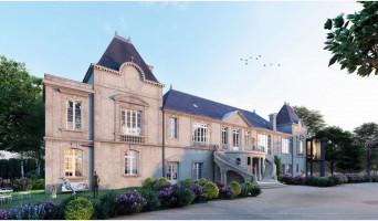 Sainte-Eulalie programme immobilier rénové « Abbaye de Bonlieu Meludonoise »
