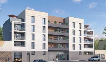 Clermont-Ferrand programme immobilier neuve « Intimiste » en Loi Pinel  (2)