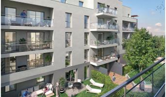 Clermont-Ferrand programme immobilier neuve « Intimiste » en Loi Pinel  (4)