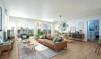 Clermont-Ferrand programme immobilier neuve « Intimiste » en Loi Pinel  (5)