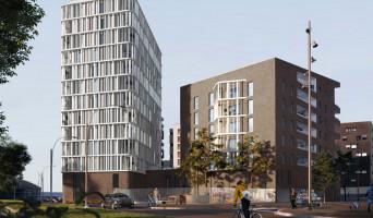 Brest programme immobilier neuf « Vertigo » en Loi Pinel