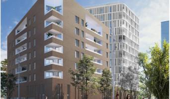 Brest programme immobilier neuve « Vertigo » en Loi Pinel  (2)