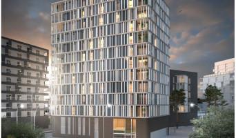 Brest programme immobilier neuve « Vertigo » en Loi Pinel  (3)