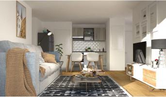Toulouse programme immobilier neuve « L'Indépendance » en Loi Pinel  (2)