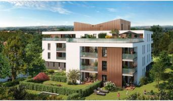 Toulouse programme immobilier rénové « Grand Horizon » en loi pinel