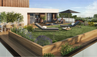 Toulouse programme immobilier neuve « Grand Horizon » en Loi Pinel  (2)