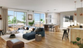 Toulouse programme immobilier neuve « Grand Horizon » en Loi Pinel  (3)