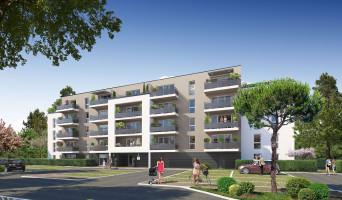 Poitiers programme immobilier rénové « Jardins du Golf I » en loi pinel