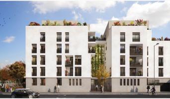 Villeurbanne programme immobilier neuve « Programme immobilier n°219158 » en Loi Pinel