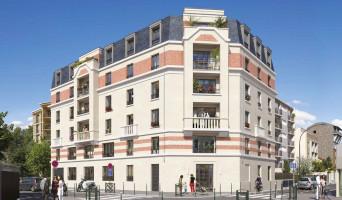 Asnières-sur-Seine programme immobilier rénové « Résidence n°219159 » en loi pinel