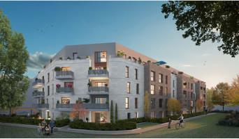 Aubervilliers programme immobilier rénové « Résidence n°219160 » en loi pinel