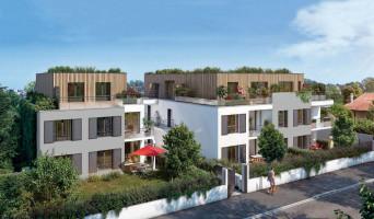 Livry-Gargan programme immobilier rénové « Green Harmony » en loi pinel