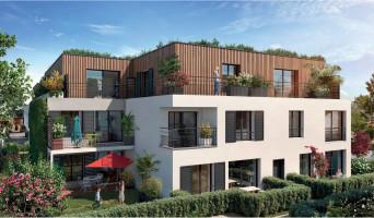 Livry-Gargan programme immobilier neuve « Green Harmony »  (2)