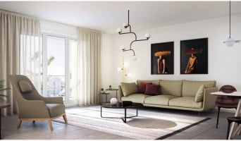 Montpellier programme immobilier neuve « Diane » en Loi Pinel  (3)