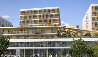 Reims programme immobilier rénové « Rives de Vesle 2 » en loi pinel