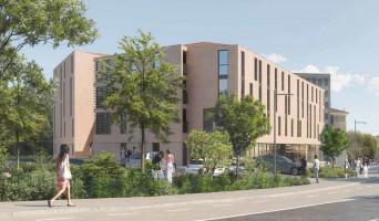 Aix-en-Provence programme immobilier neuve « Résidence Schuman »  (2)