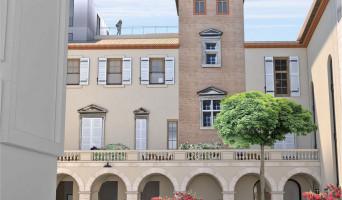 Agen programme immobilier neuve « Résidence Montesquieu »  (2)
