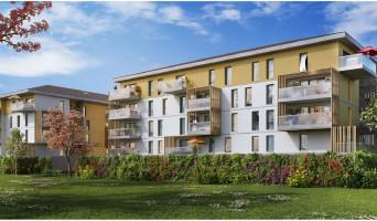 Cluses programme immobilier neuf « Mont-Domaine - Les Lodges » en Loi Pinel