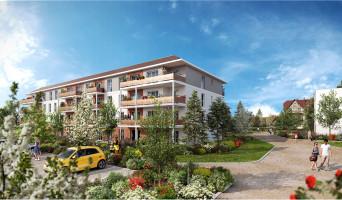 Dammarie-les-Lys programme immobilier rénové « Domaine des Grands Chênes » en loi pinel