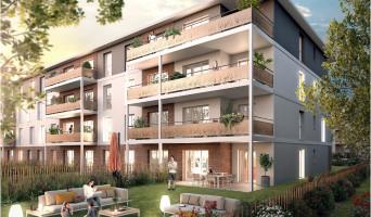 Dammarie-les-Lys programme immobilier neuve « Domaine des Grands Chênes » en Loi Pinel  (3)