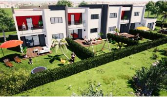Le Mesnil-Esnard programme immobilier rénové « Les Villas du Mesnil-Esnard »
