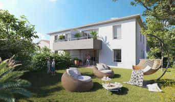 Colomiers programme immobilier neuve « Villas Confidence » en Loi Pinel  (2)