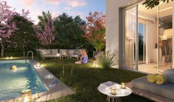 Colomiers programme immobilier neuve « Villas Confidence » en Loi Pinel  (3)