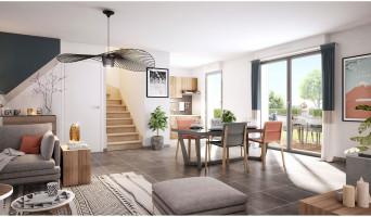 Colomiers programme immobilier neuve « Villas Confidence » en Loi Pinel  (4)