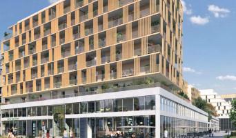 Reims programme immobilier rénové « Rives de Vesles » en loi pinel