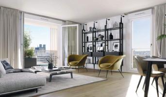 Reims programme immobilier neuve « Rives de Vesles » en Loi Pinel  (2)