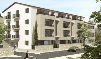 Sauvian programme immobilier neuve « Casa Attica » en Loi Pinel