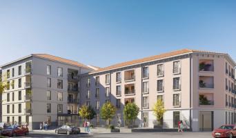 Valence programme immobilier neuve « Les Senioriales de Valence »